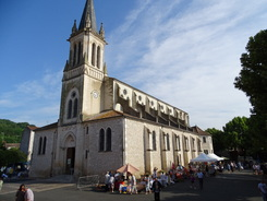Eglise Catholique Saint-Caprais des Moulins du Lot